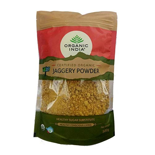 Organic India - Jaggery Powder 500g (Pack of 2)