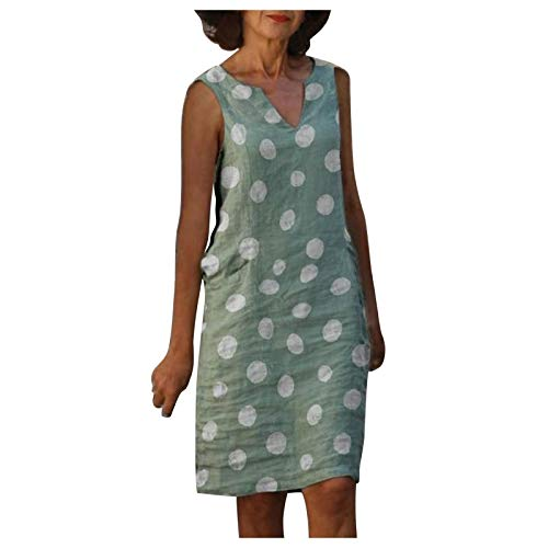Womens L-4XL Long Sleeve Loose Plain Casual Plus Size Dresses Long Maxi Dress with Pockets Women Dresses Sexy Women Dresses New Look Women Dresses Size 26 Green