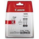 Canon PGI-570XL PGBK Inkjet/getto d'inchiostro Cartuccia originale