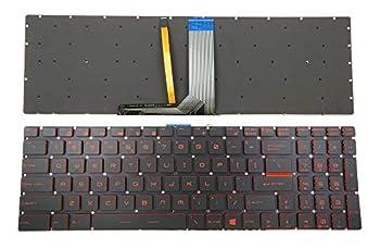 LPH Replacement MSI GL62 GL63 GL72 GL72M GL72VR GL73 GV62 GV72 Keyboard Backlit