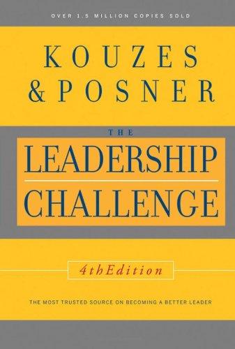 The Leadership Challenge, 4th Edition