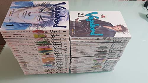 Vagabond Coleção Completa - Volumes 1a37