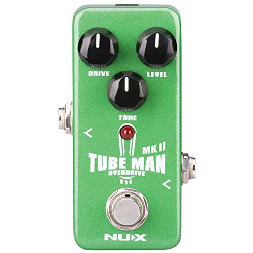 NUX | Tube Man MkII Overdrive | Guitar Pedal
