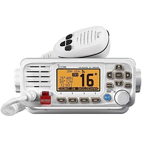 ICOM VHF Fixed Mount White