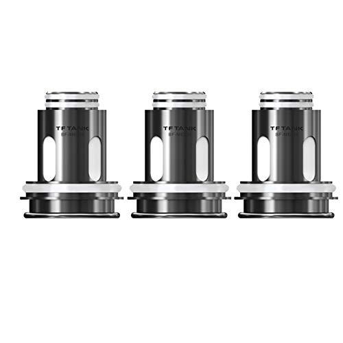 Original SMOK TF Tank BF-Mesh Coil 0.25ohm BF Mesh Head for E-Cigarettes TF Tank Morph Kit (3 piezas)
