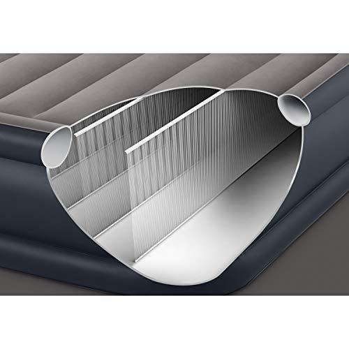 Intex Dura-Beam Standard Series Pillow-Raised Airbed-Queen