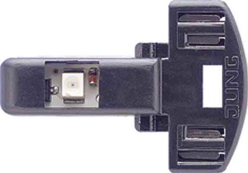 Preisvergleich Produktbild Jung 90-LEDGN LED-Leuchte,  Gruen,  110-250 V,  1, 1 mA