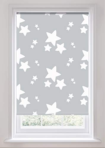 ABC Decor Cordless Thermal Blackout Roller Blind