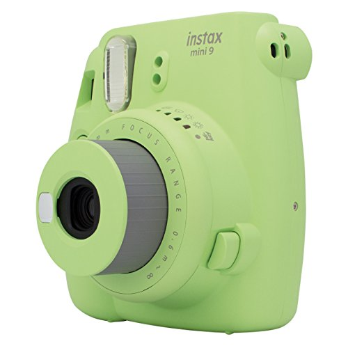 Fujifilm instax Mini 9 Kamera, lime grün