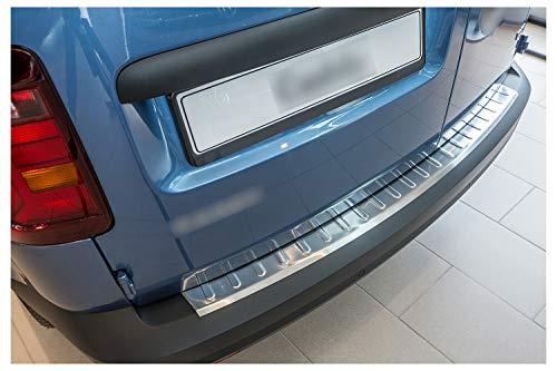 tuning-art BL916 Ladekantenschutz mit 3D Profil Abkantung Fahrzeugspezifisch