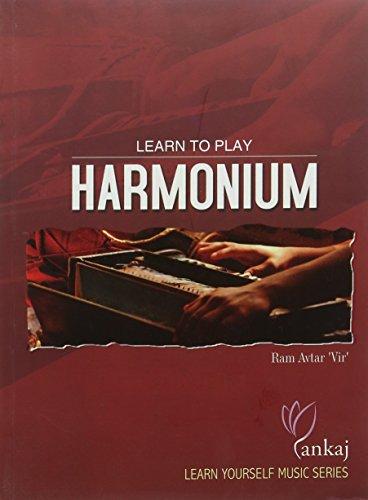 learn to play harmonium book