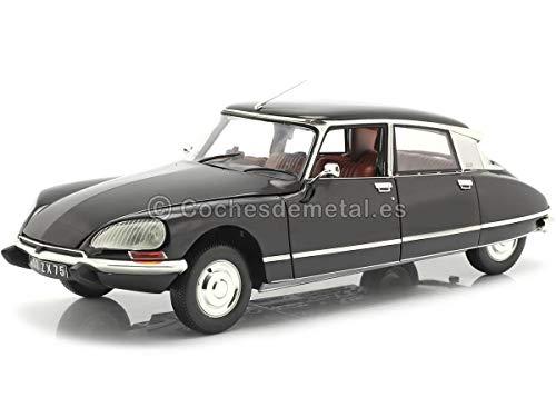 Norev 181482 Citroën DS 23 Pallas 1972 - Black