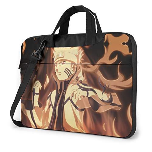 14 Inch Laptop Sleeve Bag, Naruto Tablet Briefcase Ultra Portable Protective Shoulder Shockproof Laptop Sleeve Case Bag Cover MacBook Air