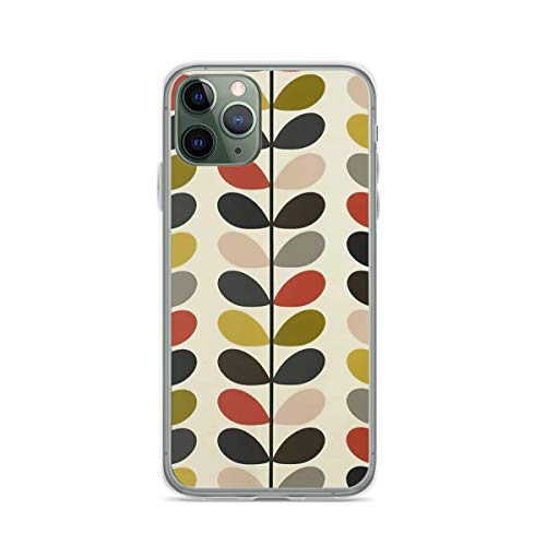 Phone Case Orla Kiely Desing Compatible with iPhone 6 6s 7 8 X Xs Xr 11 12 Pro Max Mini Se 2020 Accessories Anti