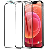 Humixx Kompatibel mit iPhone 12 Mini Panzerglas, [2 Pack], 3. Generation Vollständiges Upgrade 3D...