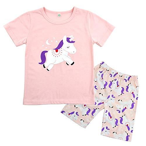 Girls Christmas Pyjamas Set Cute...
