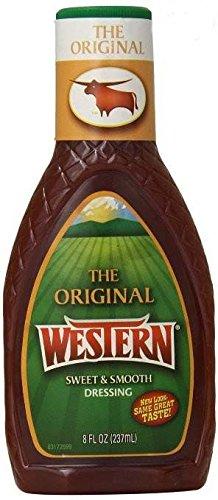 Original Western salad Dressing, ( 3 PACK)