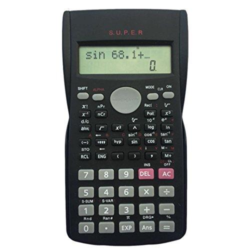 Calculadora científica de ingeniería.