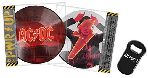 Power Up Ed. Limitada preventa Vinilo Picture Disc+abre...