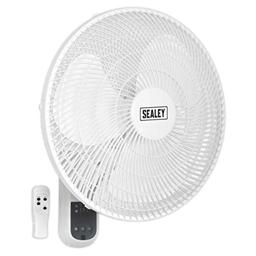 Sealey SWF16WR - Ventilador de pared 230v