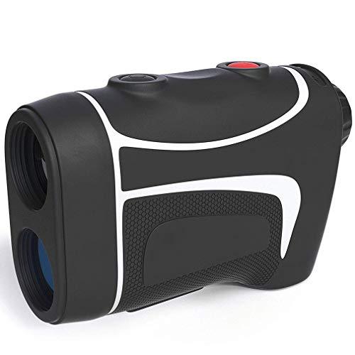 HWUKONG Golf Telémetro - Opciones con Y Sin Pendiente, 600M - Laser Range Finder - Torneo Jurídica - Scan Mode - Bloqueo De La Bandera