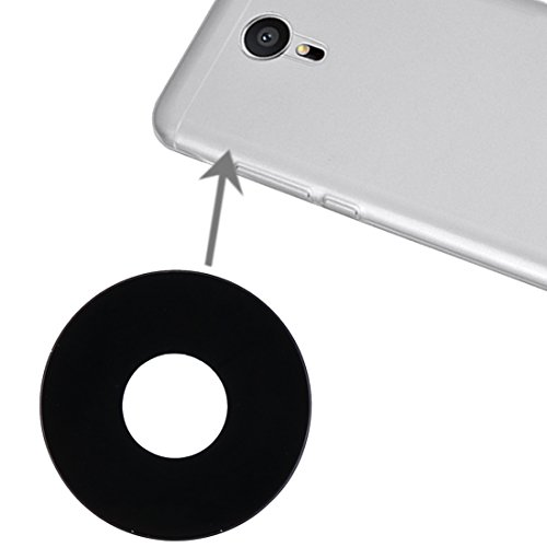 NO-LOGO Repair Parts Back Camera Lens Compatible with Meizu MX5