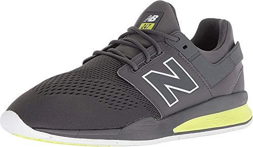 New Balance Sneaker da Uomo 247v2, Grigio (Grigio.), 45 EU