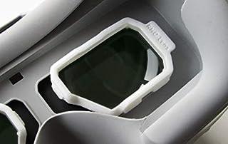 RHO Lens® Solace für DJI Goggles   Korrekturlinsen, Lesebrille, Focus Fixers, Brillengläser für DJI Goggles, DJI Goggles Racing Edition, RE, Focus Fixers (+4.50)