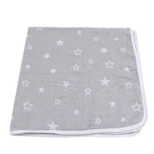 WWWLD Neugeborene Decken, Baumwolle, weich, Kinderwagen, Bettwäsche, Handtücher, Steppdecken, Babydecken, Decken, Badetücher, BabyartikelB.