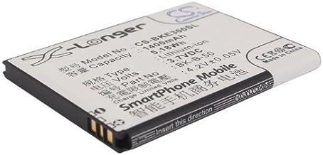 1400mAh Battery Replacement for BBK VIVO E3 VIVO E3t VIVO S11 VIVO S11t VIVO S12 VIVO S12t VIVO S9 VIVO S9T BK-B-50 (3.7V)