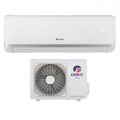 Climatizzatore mono split BORA 12000 Btu GREE classe A++/A+ inverter nuovo refrigerante R32