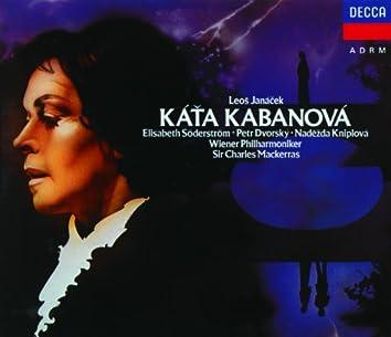 Janácek: Kát'a Kabanová