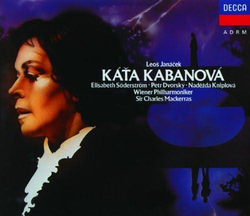 Elisabeth Söderström, Nadezda Kniplova, Peter Dvorsky, Wiener Philharmoniker & Sir Charles Mackerras