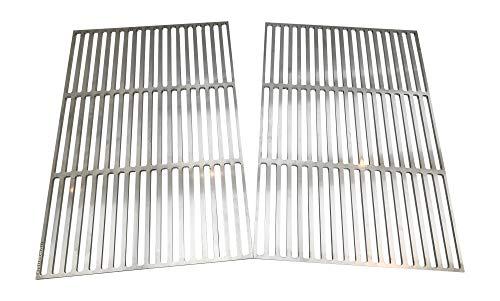 Grillrost Edelstahl V2A Ersatzrost passt für Grills Weber Spirit E-310 / E-320 / S-330 + Spirit II GBS E-320 / S-320 / E-310 / E 310/320 / 330 + Genesis Silver B + C