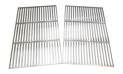 Grillrost Edelstahl V2A Ersatzrost passt für Grills Weber Genesis E-310 / E-320 / E-330 / altes Modell bis 2016 / E 310/320 / 330