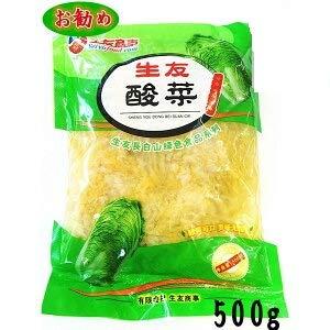 酸菜(白菜の漬物)500g