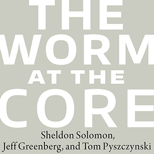 The Worm at the Core audiobook cover art
