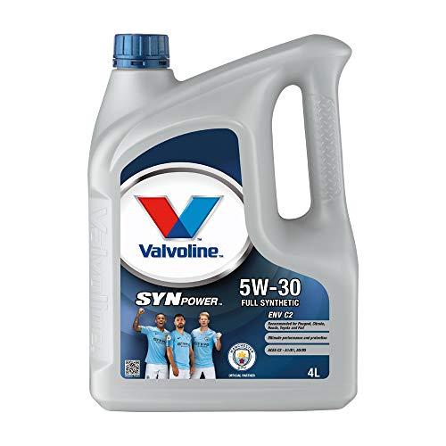 VALVOLINE Aceite de Motor SynPower 5W-30 ENV C2 4L