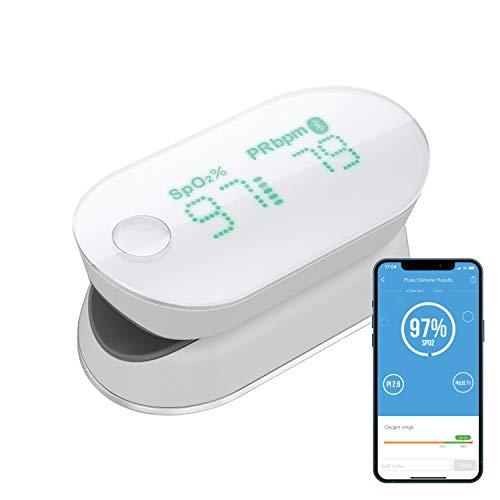 iHealth Oxymètre de pouls PO3M Air analyser votre...