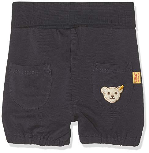 Steiff Steiff Baby-Jungen 2tlg. Set T-Shirt 1/4 Arm + Shorts Bekleidungsset, Mehrfarbig (Allover|Multicolored 0003), 68