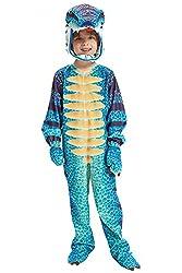 6. NoveltyBoy Toddler T-Rex Triceratops Dinosaur Costume