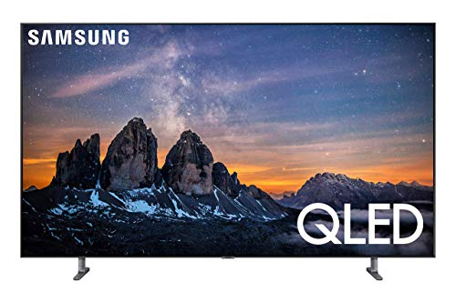 Samsung QN55Q80RA 55' (3840 x 2160) Smart 4K Ultra High Definition QLED TV - (Renewed)
