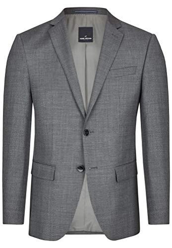 Daniel Hechter Herren Jacket NOS New Anzugjacke, Grau (Anthracite 970), 54