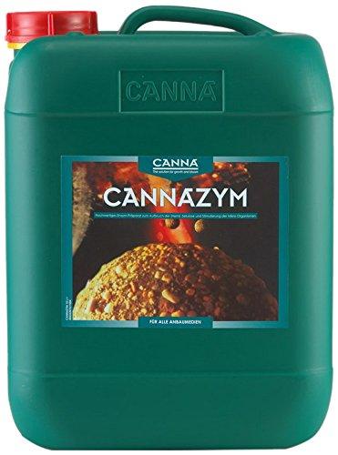 Abono / Fertilizante para el cultivo de Canna Cannazym (10L)
