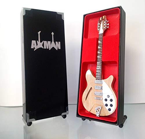 Axman Roger McGuinn (The Byrds) – Réplique de guitare miniature