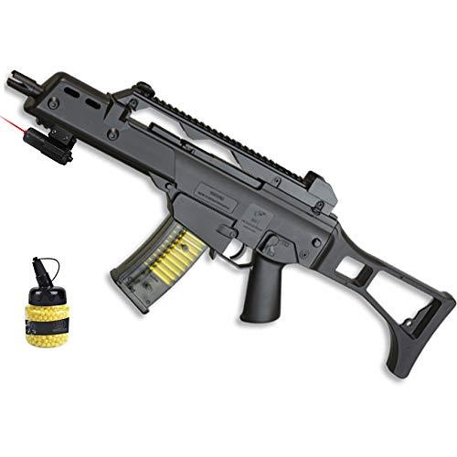 Ecommur GE M41 (Muelle) | Fusil de Airsoft Tipo HK G36 de Bolas PVC Calibre 6mm