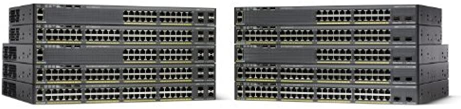 CATALYST 2960-X 24 GIGE - 2 X 1 0G SFP + - LAN BASE (ITEM ALSO KNOWN AS : CSC-WSC2960X24TDL) [ws-c2960x-24td-l]