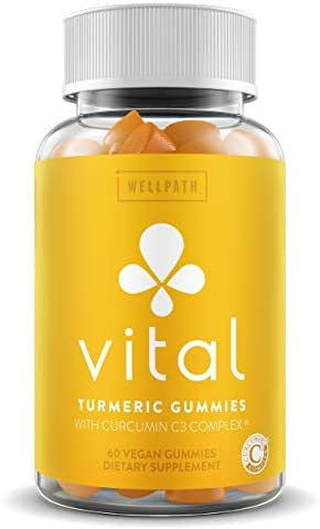 Vital Turmeric Gummies with Curcumin C3 Complex First Gummy with Curcumin C3 Turmeric Curcumin product image