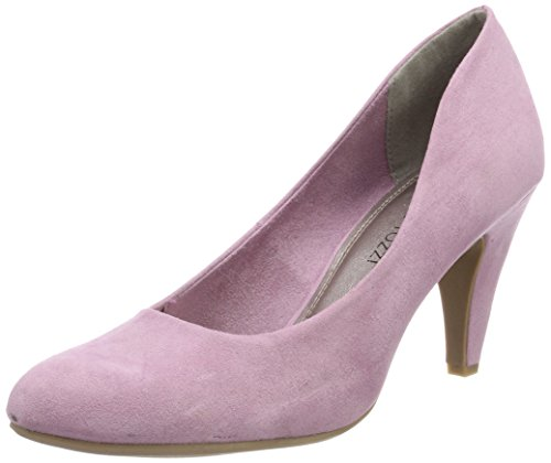 MARCO TOZZI Damen 22428 Pumps, Violett (Berry), 38 EU