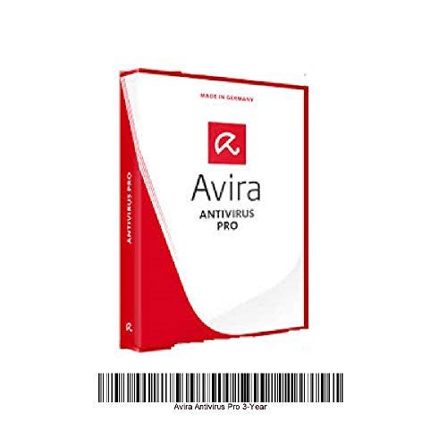 Avira Antivirus Pro - 3 anni